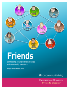 A Manual: Friends Connecting People with Disabilities and Community Members