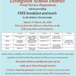 Livingston School Food
