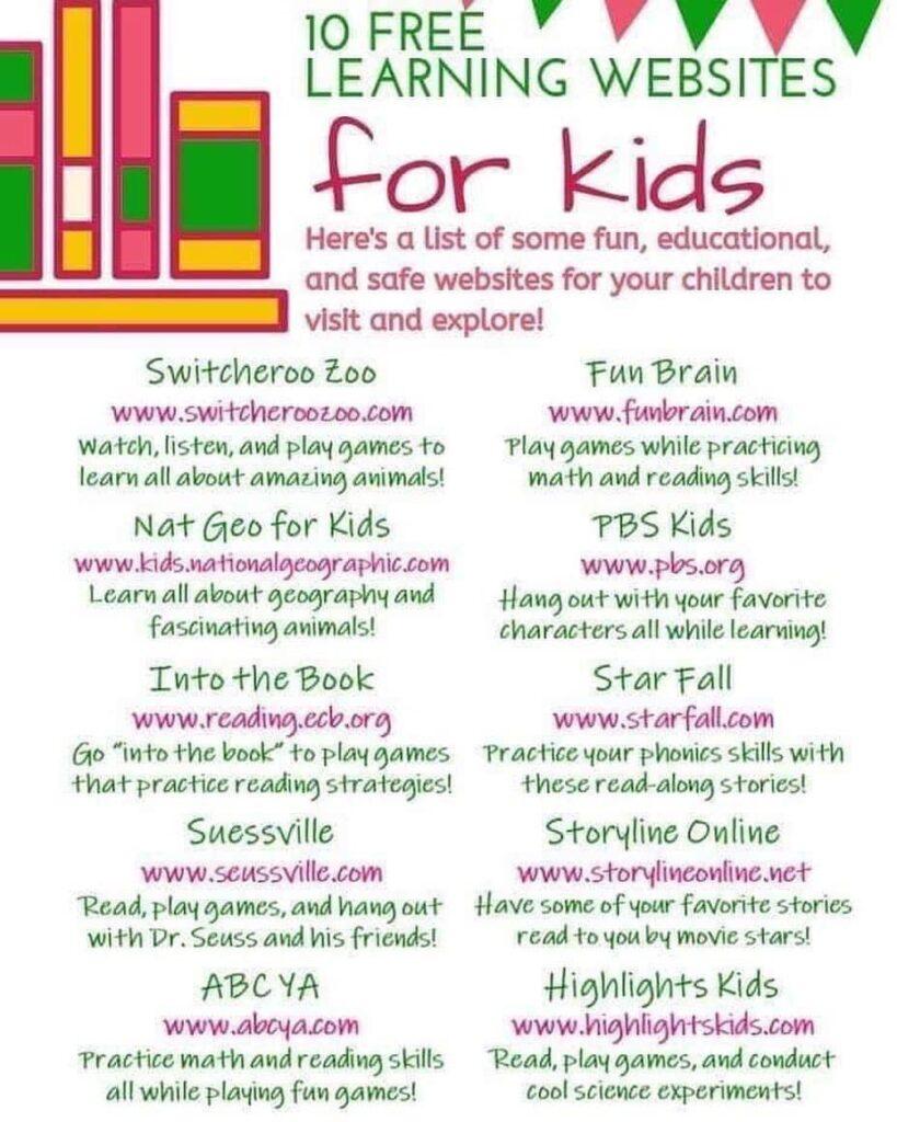 Online School Resources